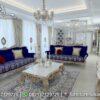 Sofa Ruang Tamu Mewah ST-01, Furniture Nusantara