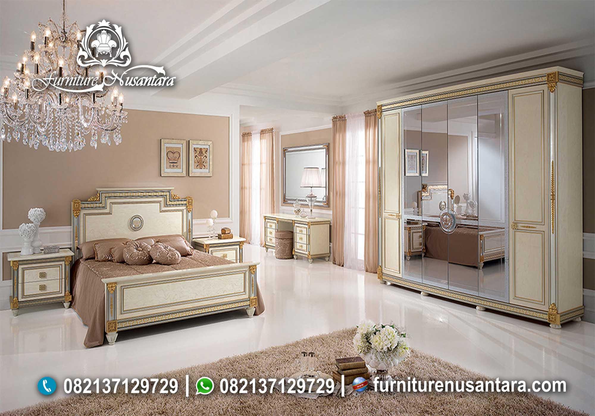 Desain Kamar Apartemen Mewah KS-92, Furniture Nusantara