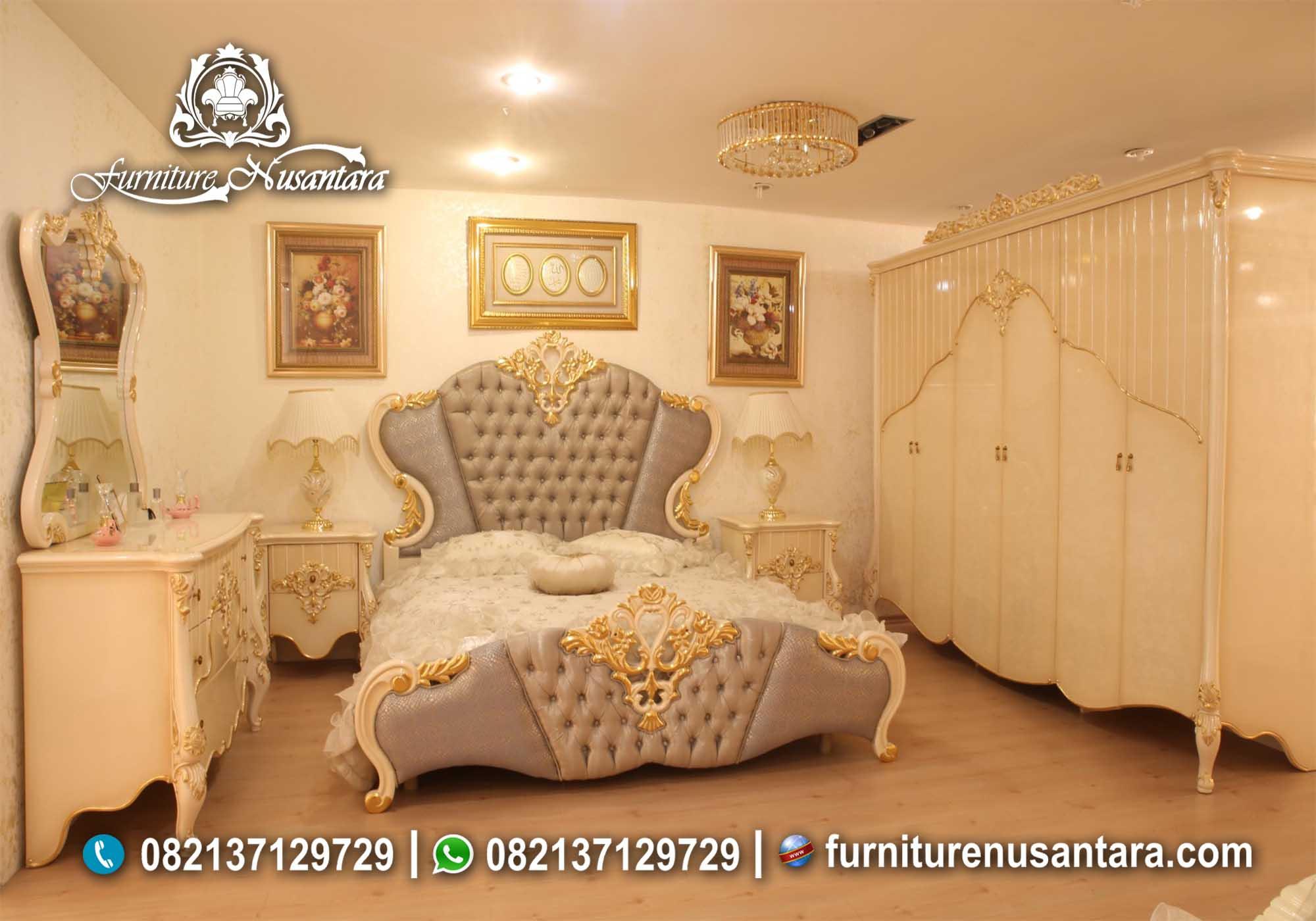 Kamar Tidur Queen Model KS-113, Furniture Nusantara