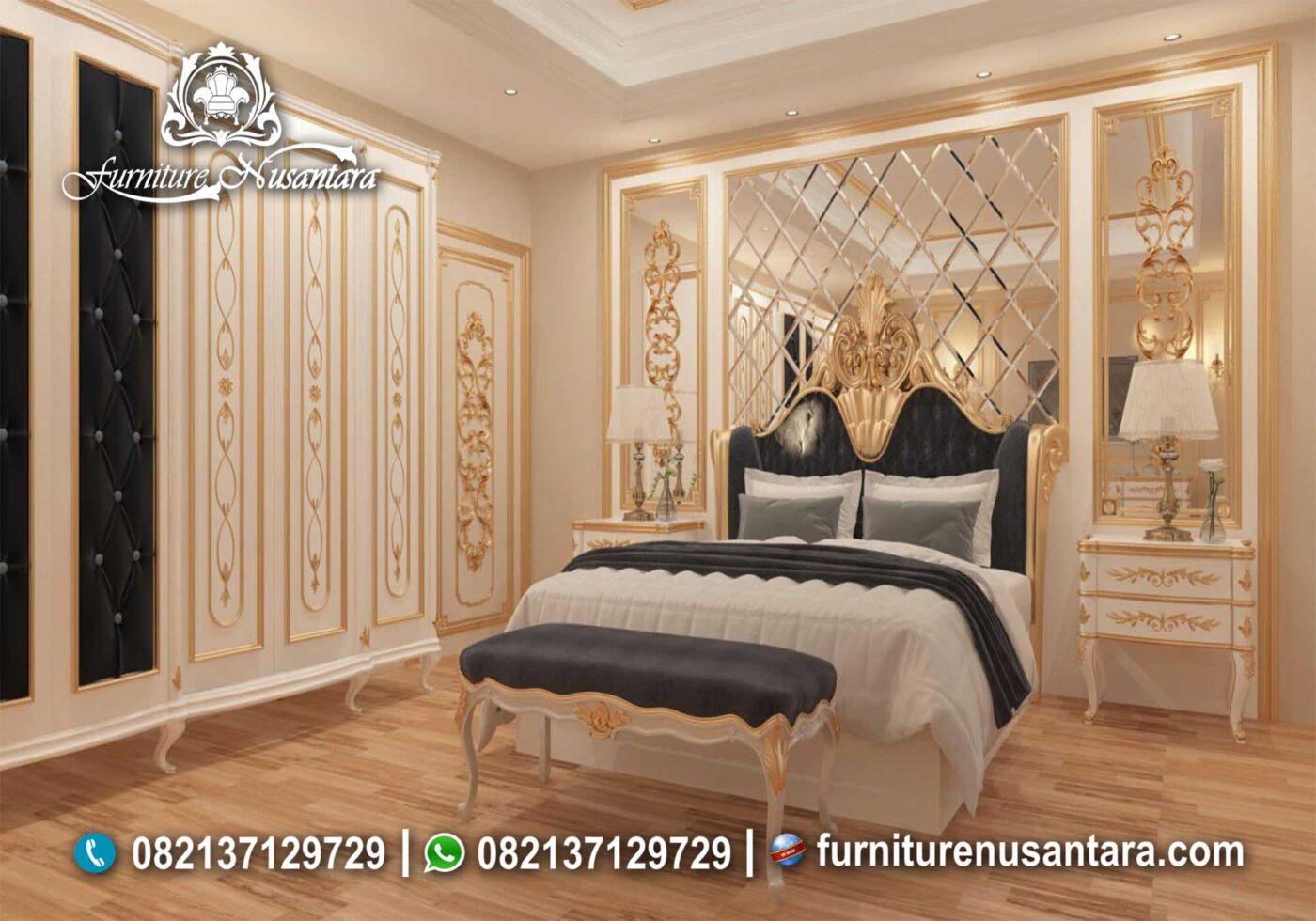 Kamar Set Royal Luxury Elegant KS-10, Furniture Nusantara