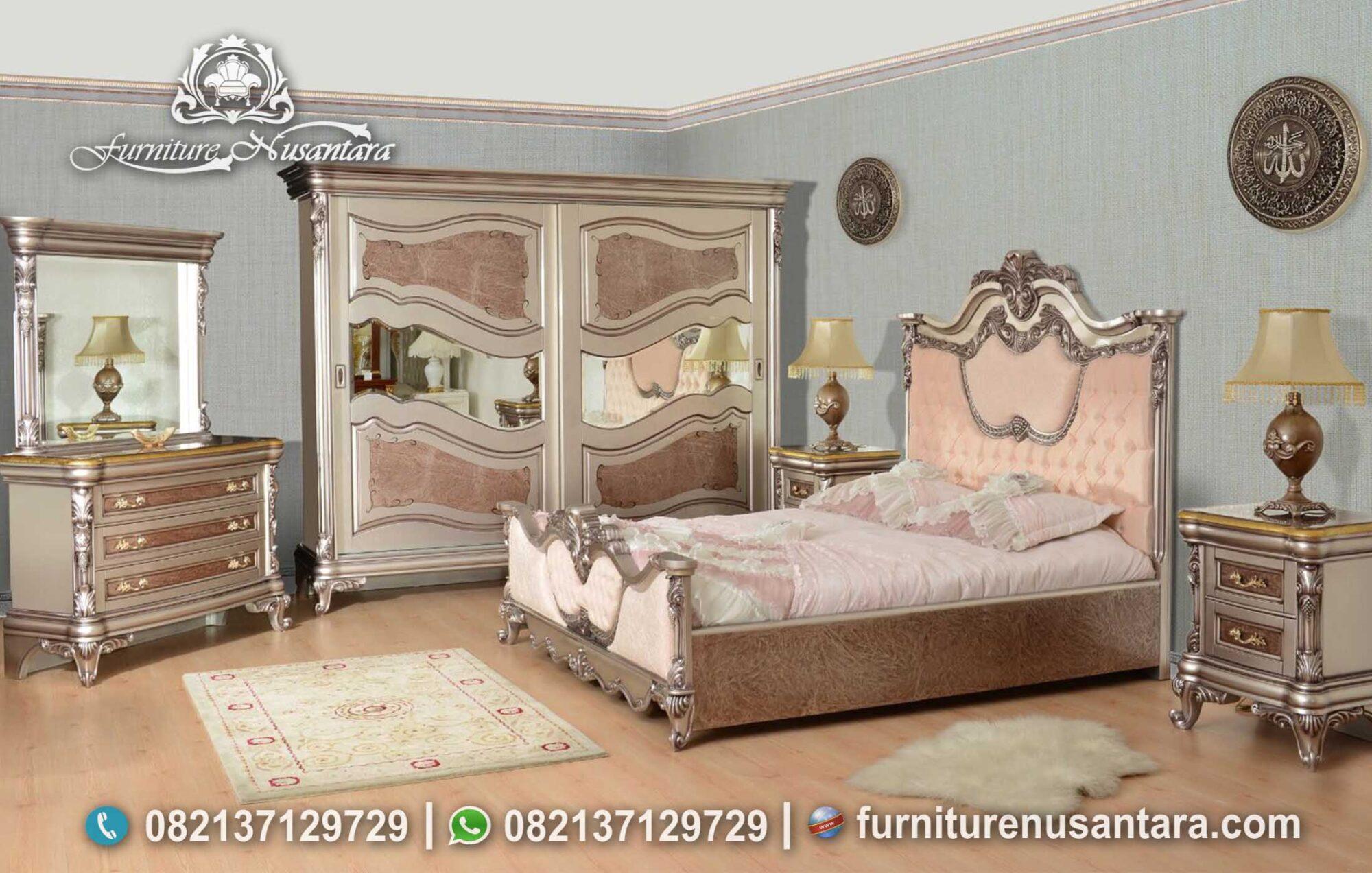 Kamar Set Klasik Terbaru KS-126, Furniture Nusantara
