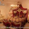 Set Kamar Tidur Klasik Terbaik KS-116, Furniture Nusantara