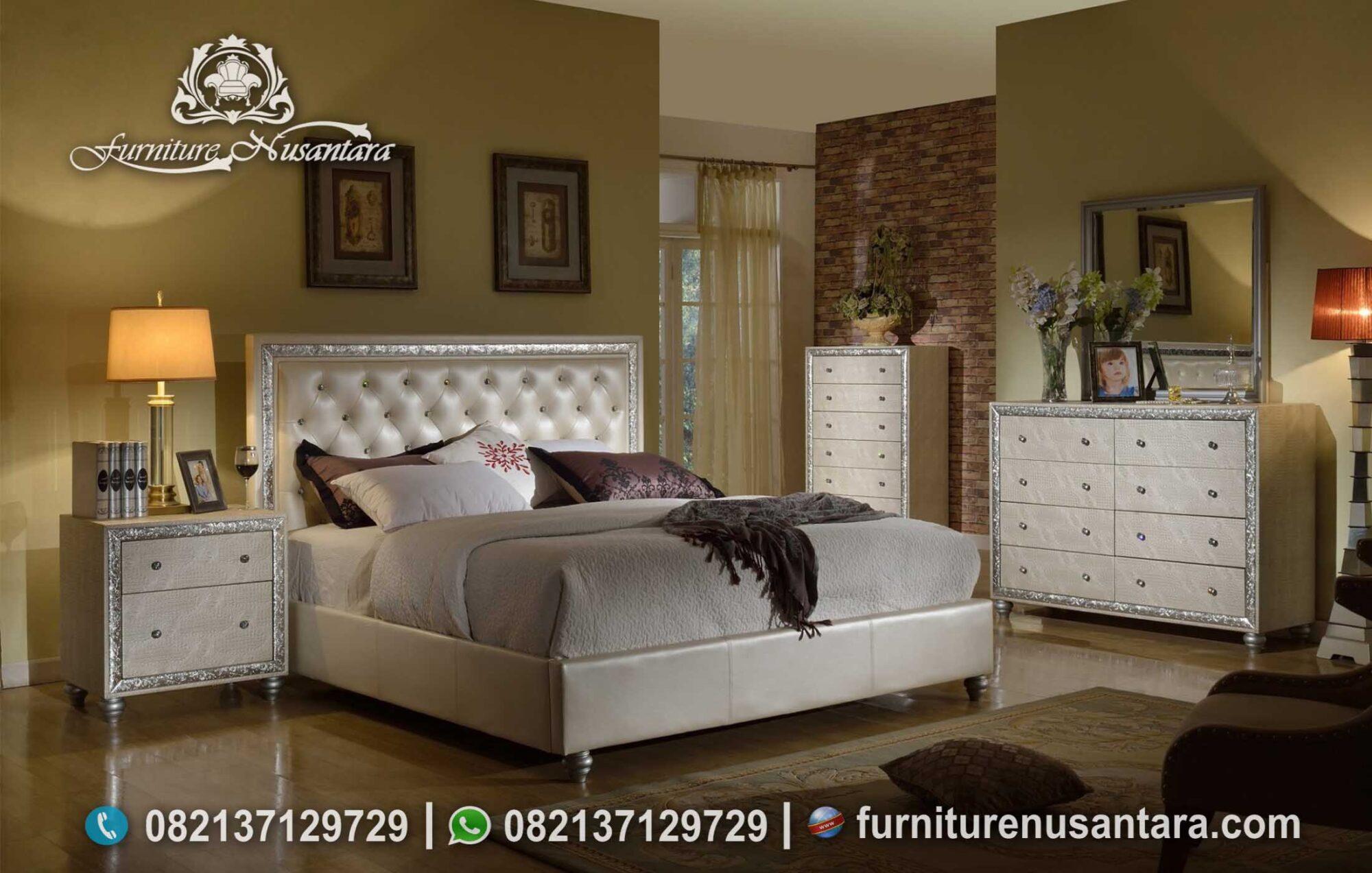 Kamar Minimalis Mewah Terbaru 2020 KS-83, Furniture Nusantara