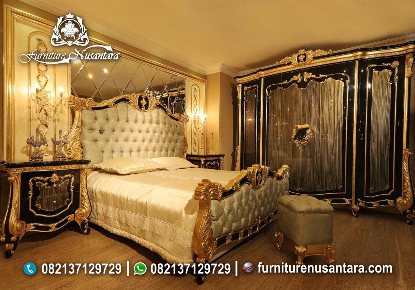 Desain Kamar Mewah Timur Tengah KS-39, Furniture Nusantara