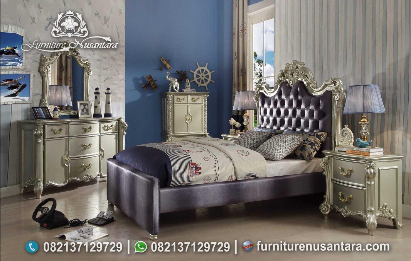 Jual Kamar Set Cantik Feminim KS-131, Furniture Nusantara