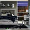 Model Tempat Tidur Minimalis KS-88, Furniture Nusantara