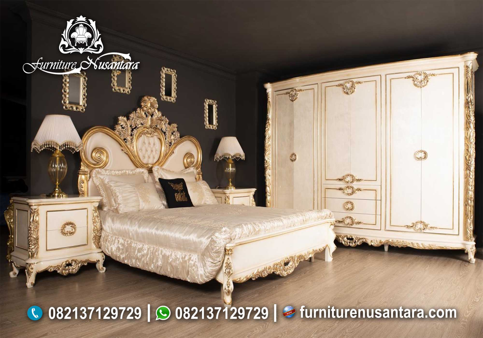 Desain Kamar Minimalis Modern Terbaru KS-11, Furniture Nusantara