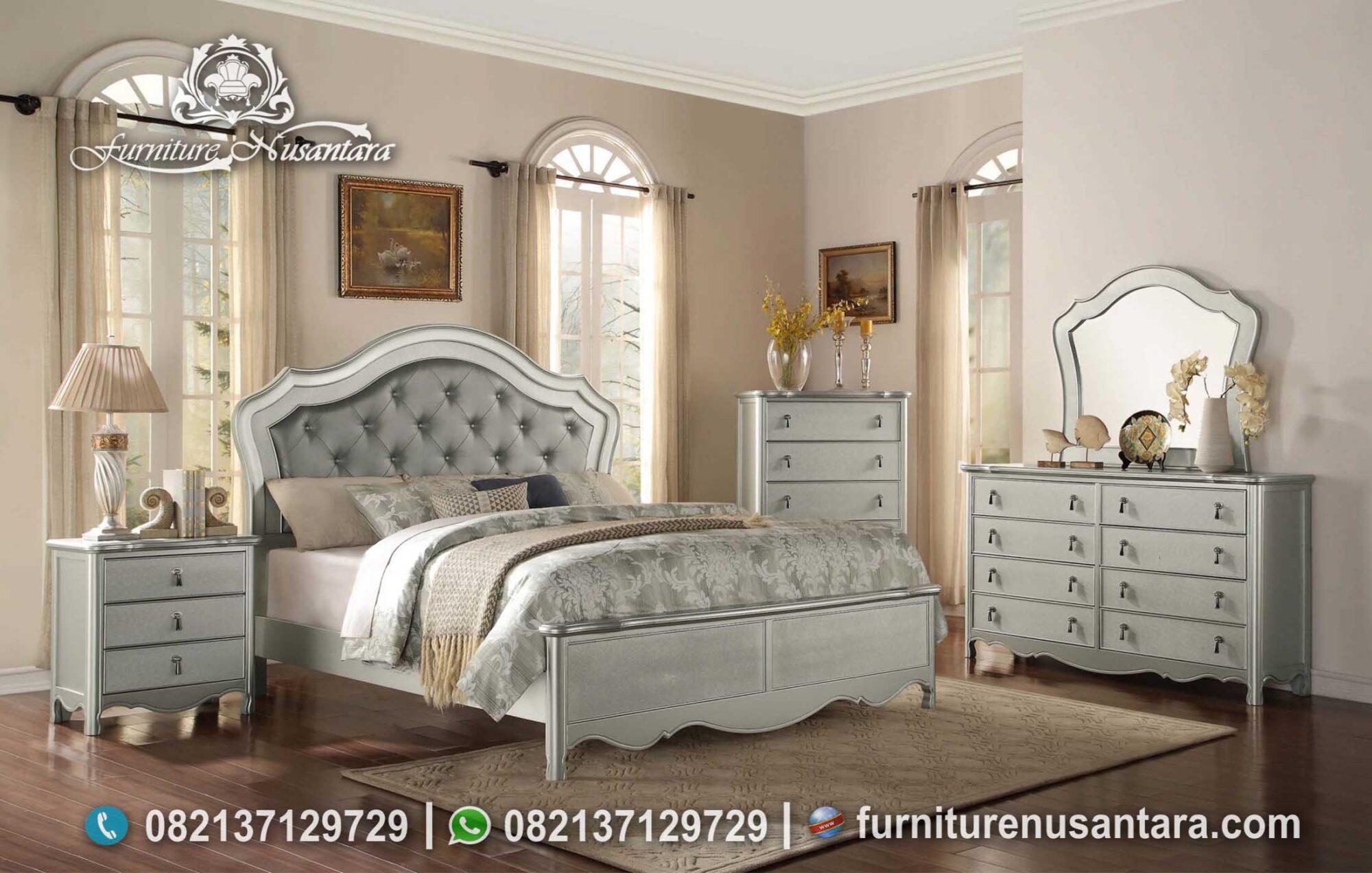 Desain Kamar Mewah Minimalis KS-105, Furniture Nusantara