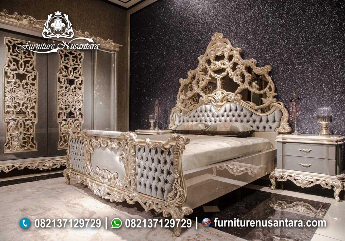 Desain Kamar Set Mewah Terbaru KS-13, Furniture Nusantara