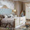 Kamar Klasik Putih Emas KS-40, Furniture Nusantara