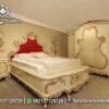 Desain Tempat Tidur Luxury Model KS-03, Furniture Nusantara