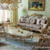 Sofa Tamu Klasik Termewah Terbaik 2021 ST-28, Furniture Nusantara