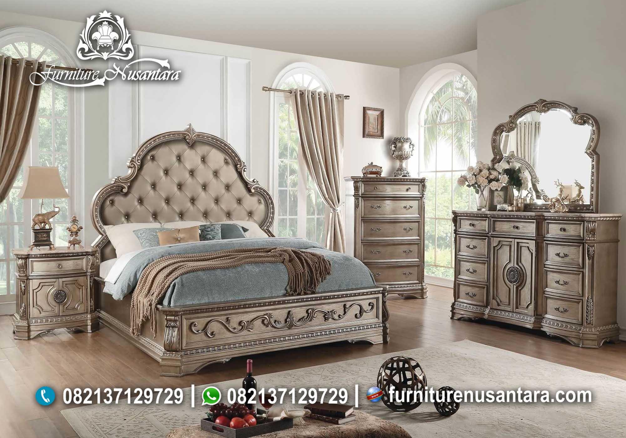 Jual Kamat Set Custom KS-27, Furniture Nusantara