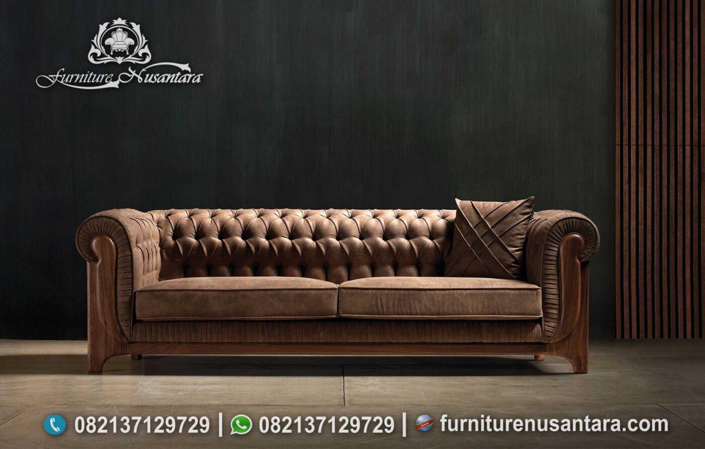 Jual Berbagai Model Sofa Minimalis Terbaru ST-25, Furniture Nusantara