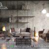 Sofa Minimalis Modern Model Baru ST-20, Furniture Nusantara