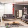 Sofa Bed Minimalis Model Kekinian ST-29, Furniture Nusantara
