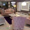 Jual Sofa Minimalis Apartemen ST-32, Furniture Nusantara