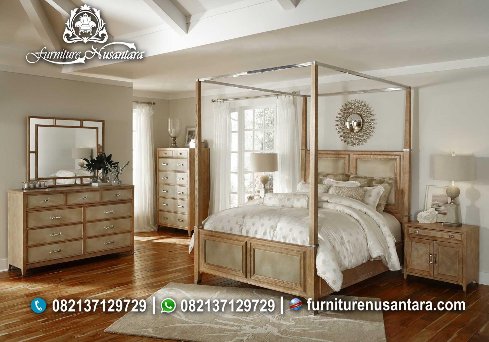 Dekorasi Kamar Ala Eropa KS-45, Furniture Nusantara