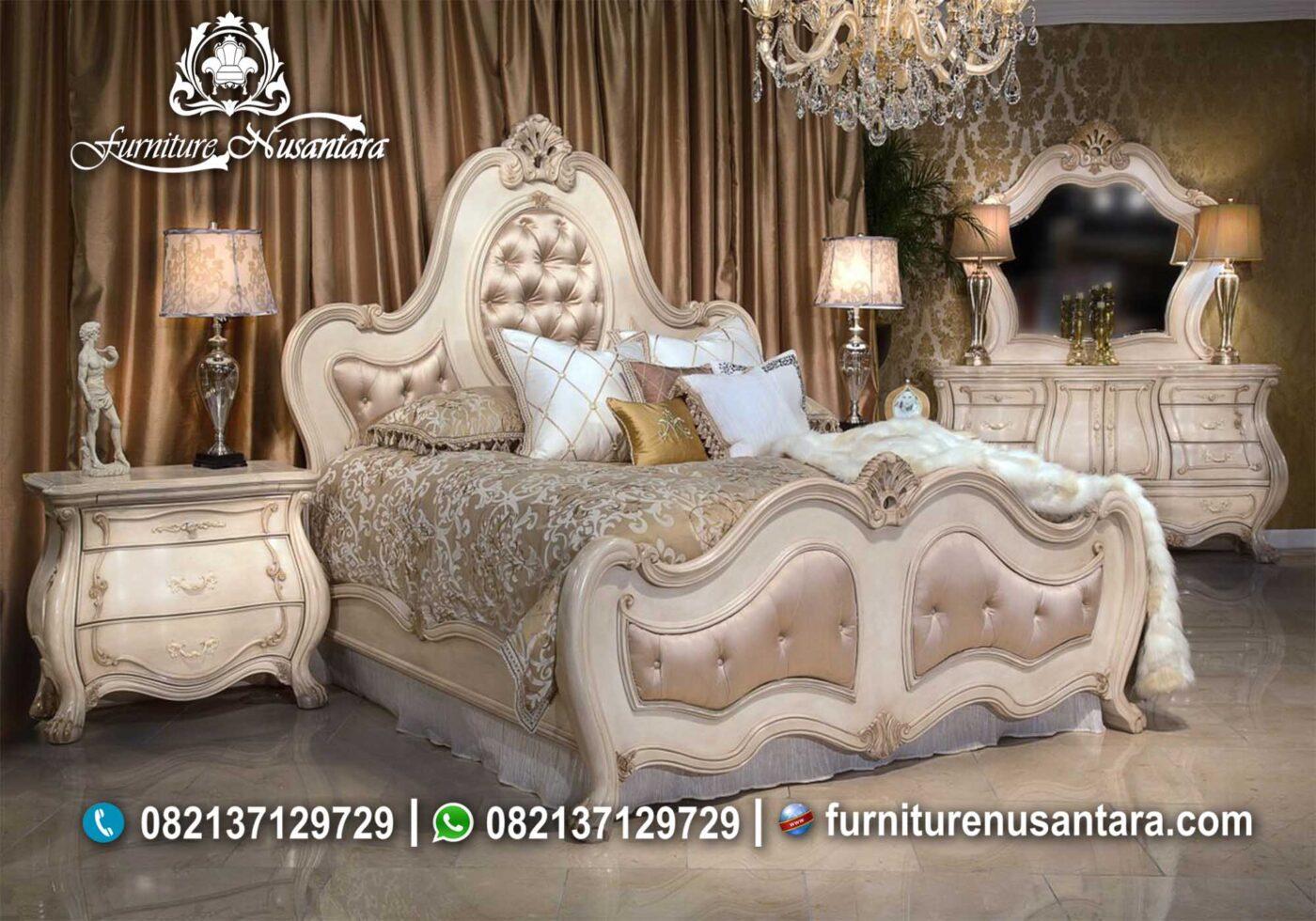 Ide Desain Kamar Mewah KS-31, Furniture Nusantara
