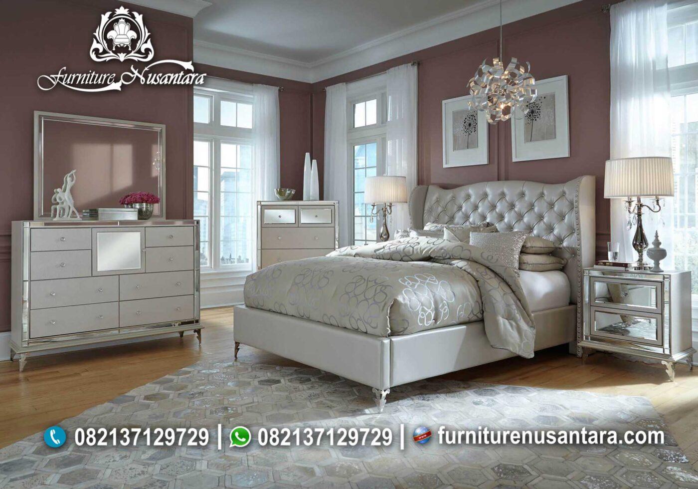 Kamar Tidur Luxury Minimalis KS-33, Furniture Nusantara