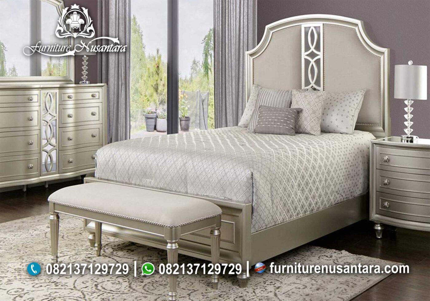 Jual Tempat Tidur Minimalis KS-61, Furniture Nusantara