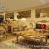 Sofa Klasik Jepara Terbaik ST-02, Furniture Nuantara