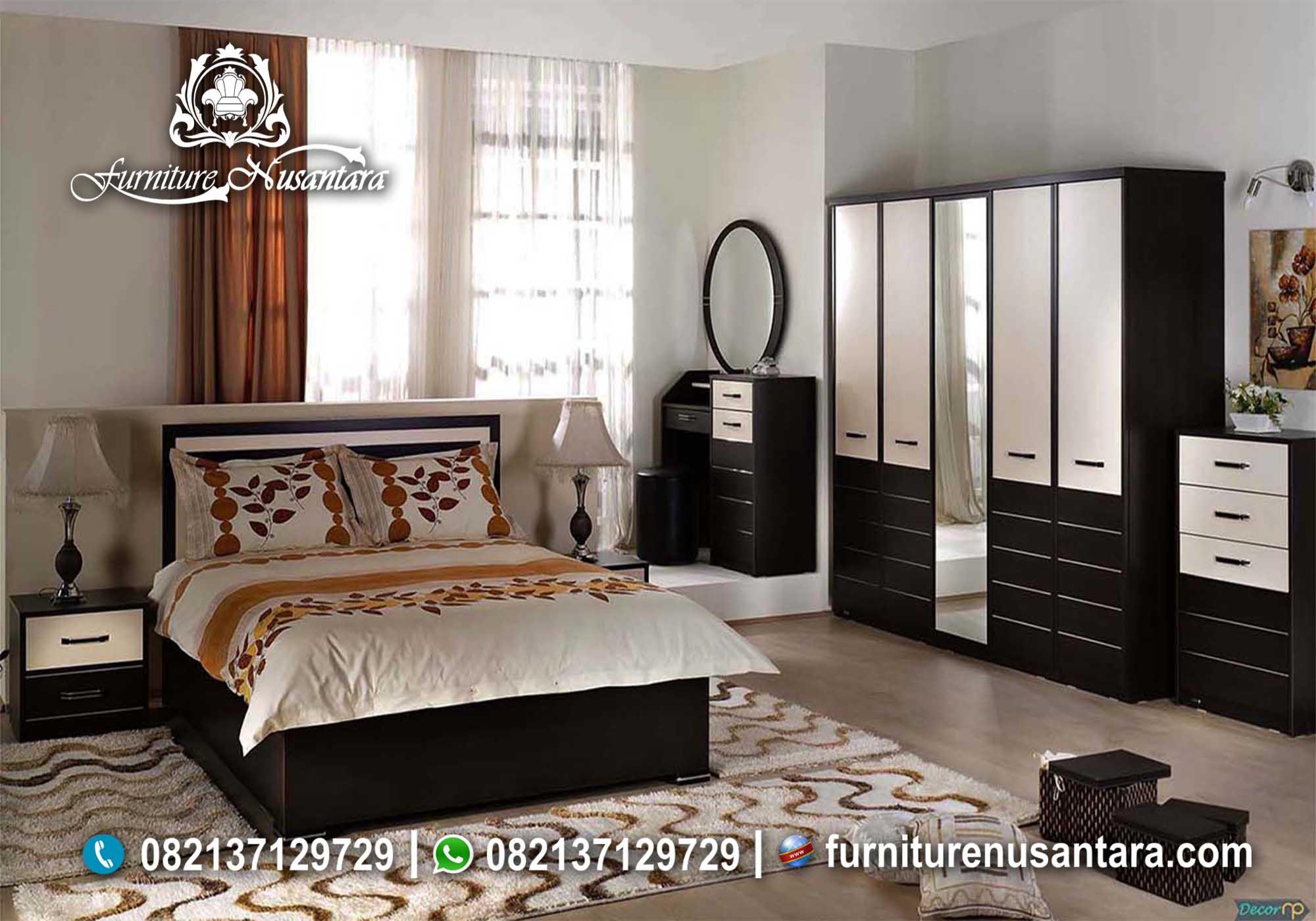 Jual Kamar Set Minimalis Modern Terbaru KS-59, Furniture Nusantara