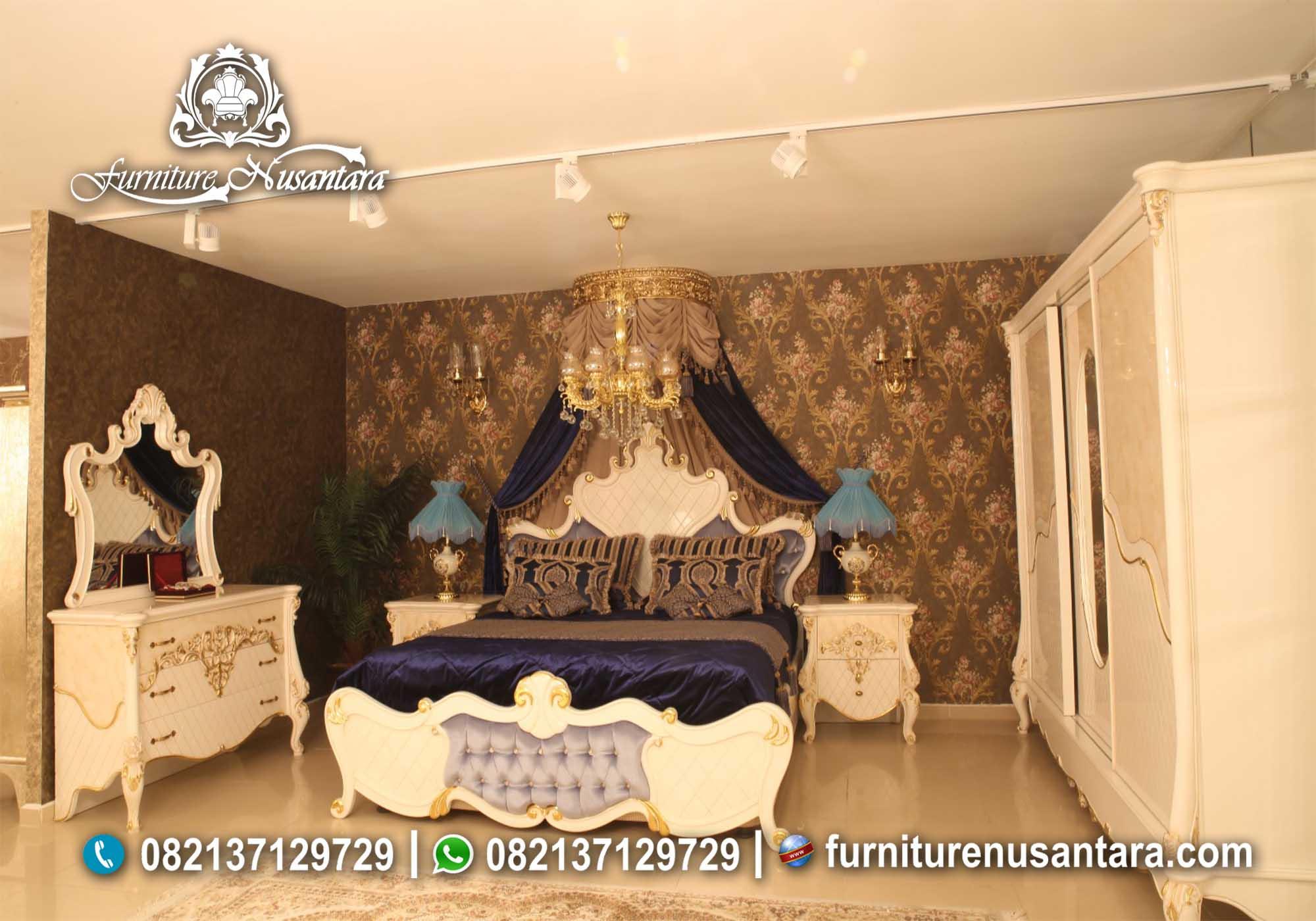 Desain Kamar Set Duco Mewah KS-68, Furniture Nusantara