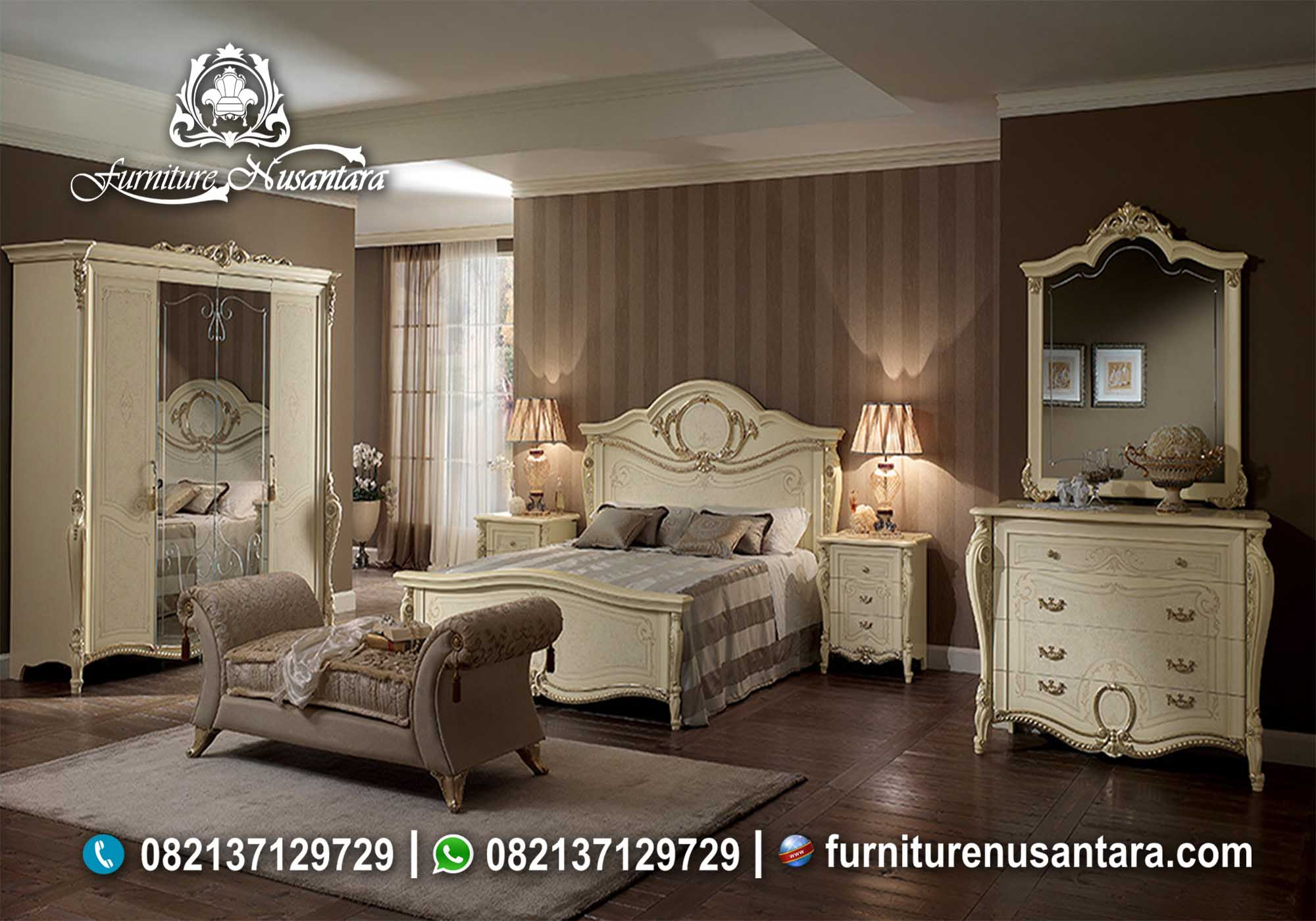 Desain Interior Kamar Terbaru KS-69, Furniture Nusantara