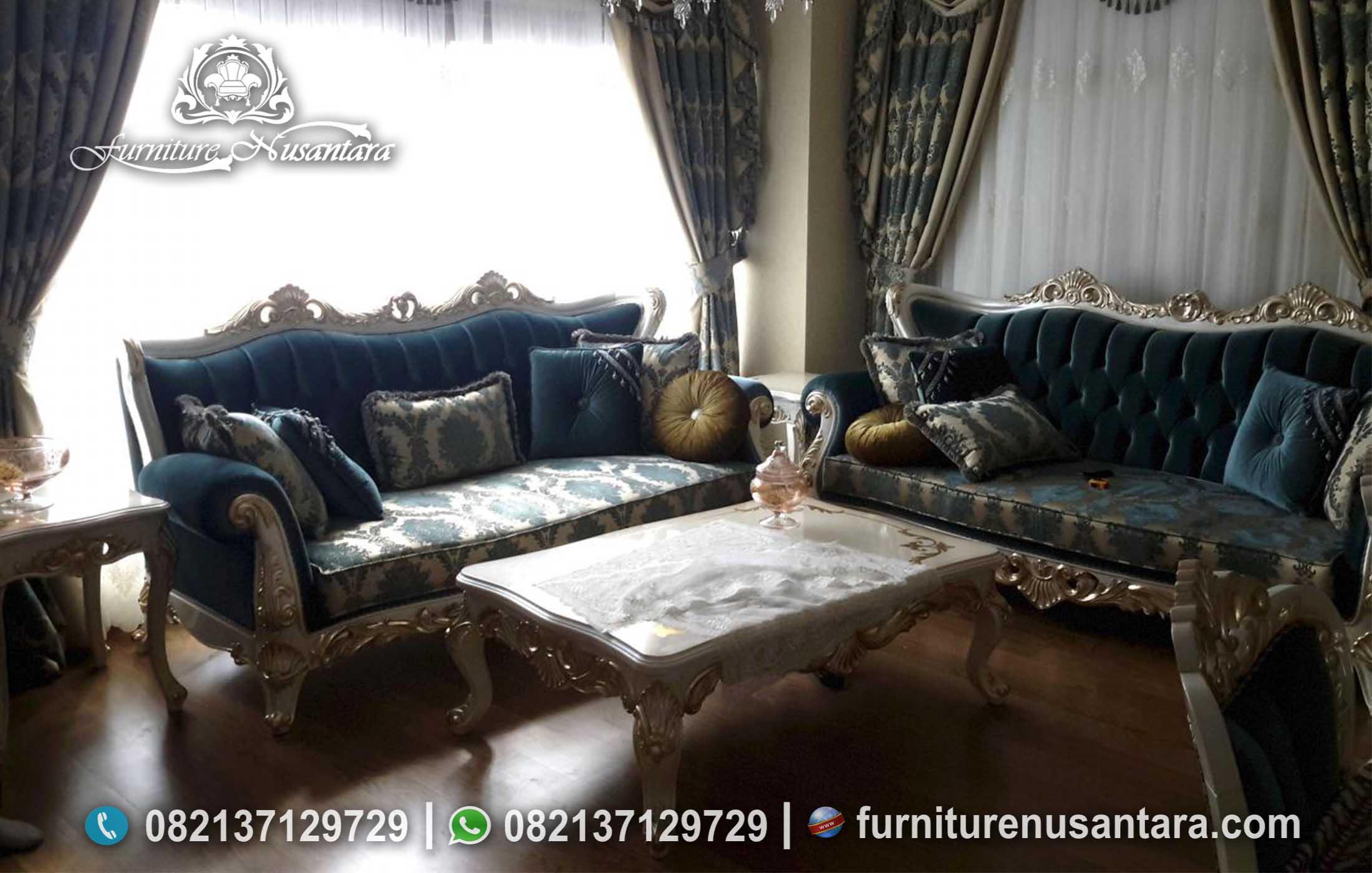 Desain Dan Model Sofa Ruang Tamu ST-16, Furniture Nusantara