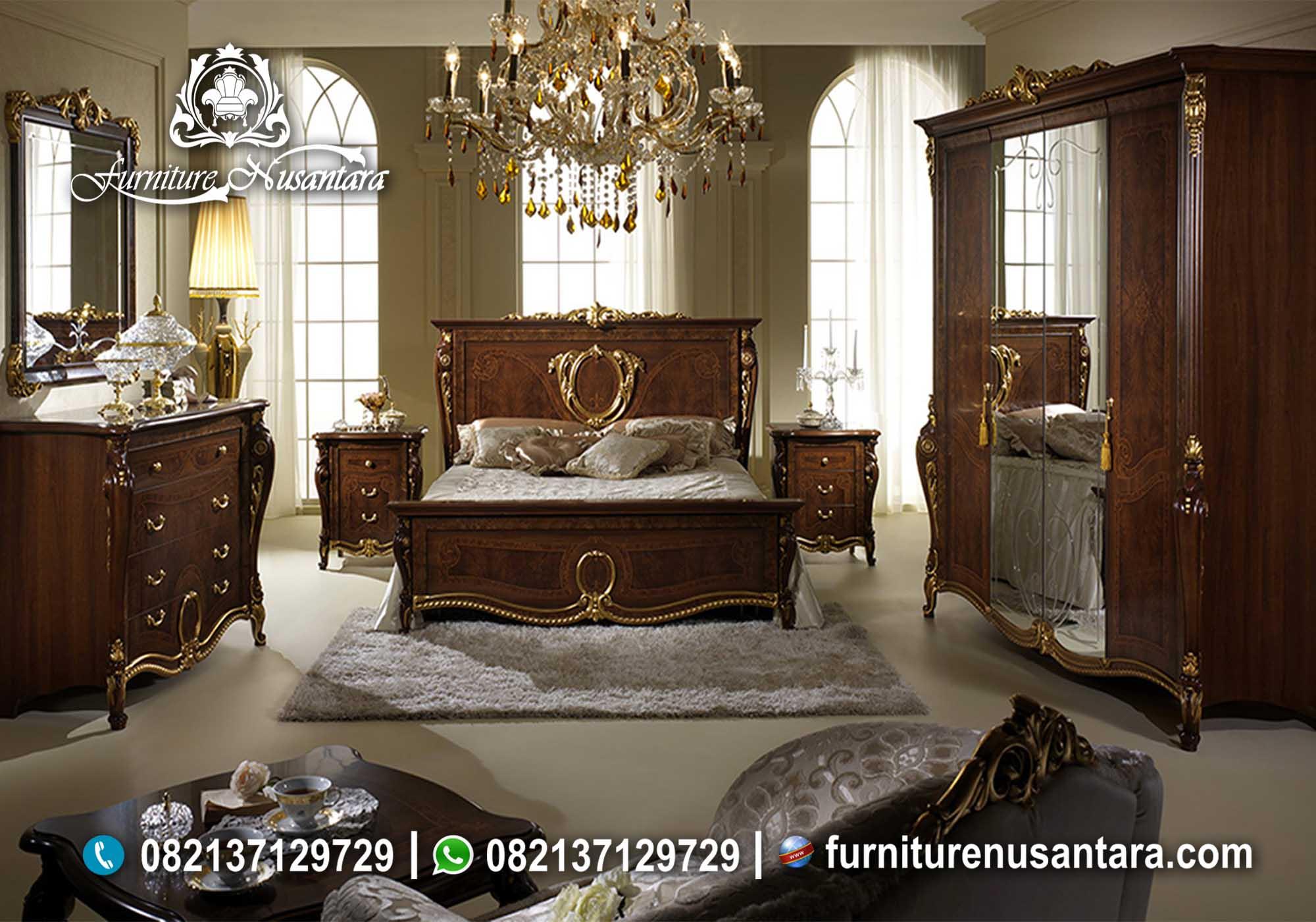 Model Kamar set Terbaru KS-71, Furniture Nusantara