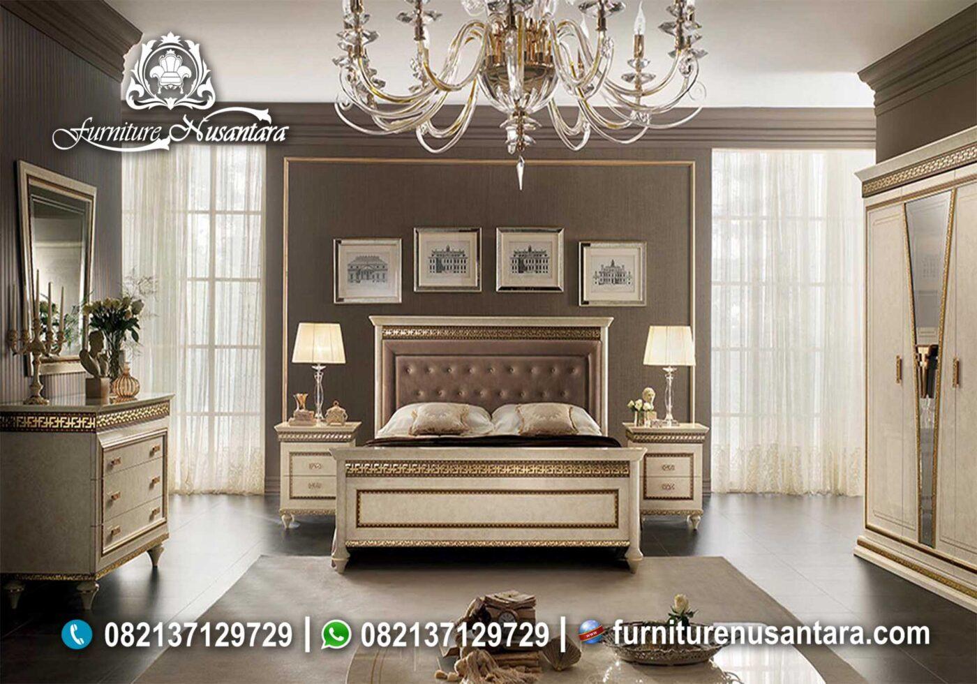 Interior Kamar Set Minimalis KS-77, Furniture Nusantara