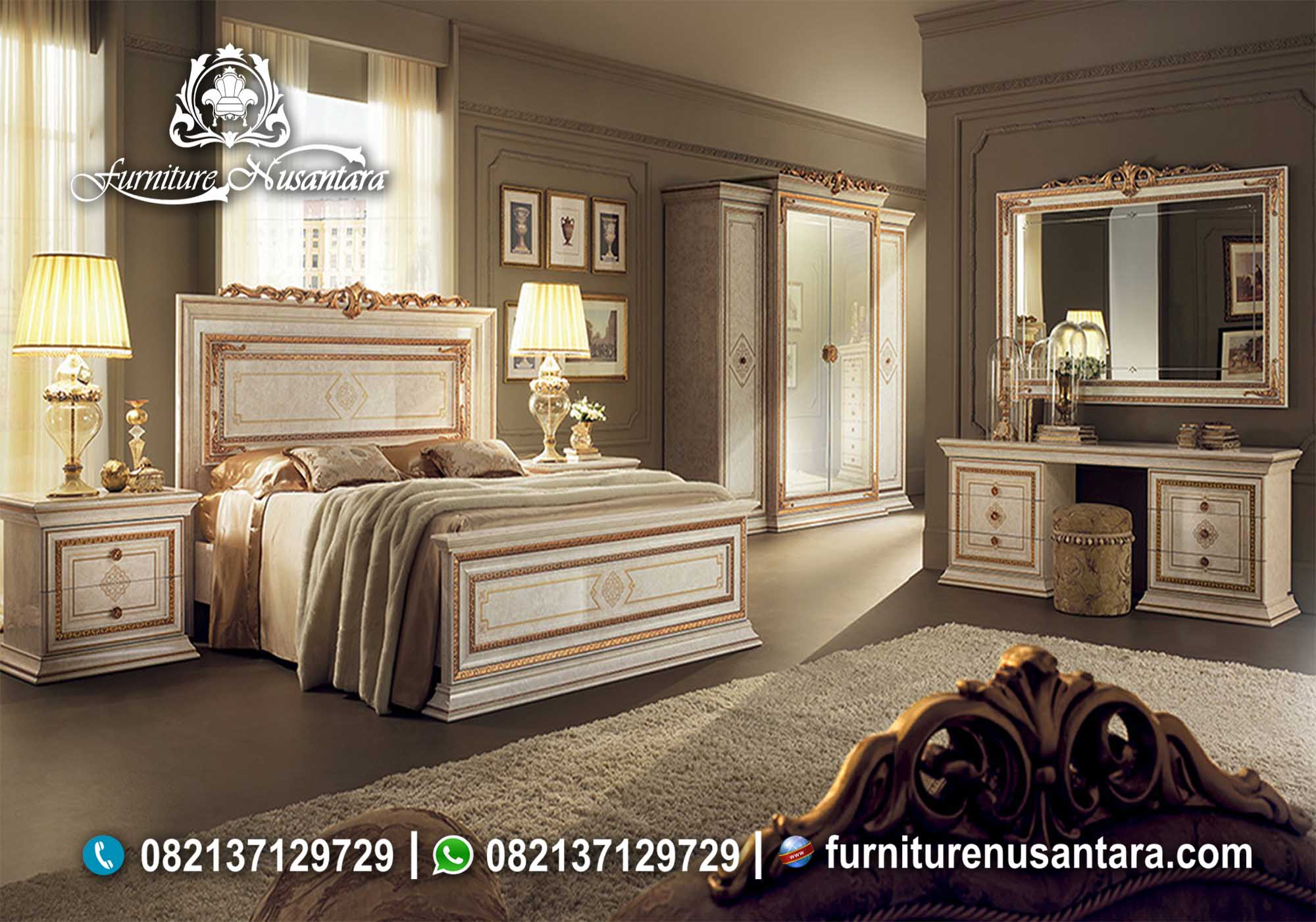 Model Kamar Minimalis Eropa KS-87, Furniture Nusantara