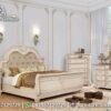 Tempat Tidur Klasik Nuansa Eropa KS-136, Furniture Nusantara