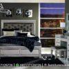 Desain Kamar Minimalis Maskulin Elegan KS-139, Furniture Nusantara