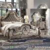 Kamar Tidur Ukir Teak Wood Eropa KS-145, Furniture Nusantara