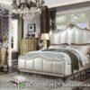 Desain Bedroom Klasik Luxury Queen KS-146, Furniture Nusantara