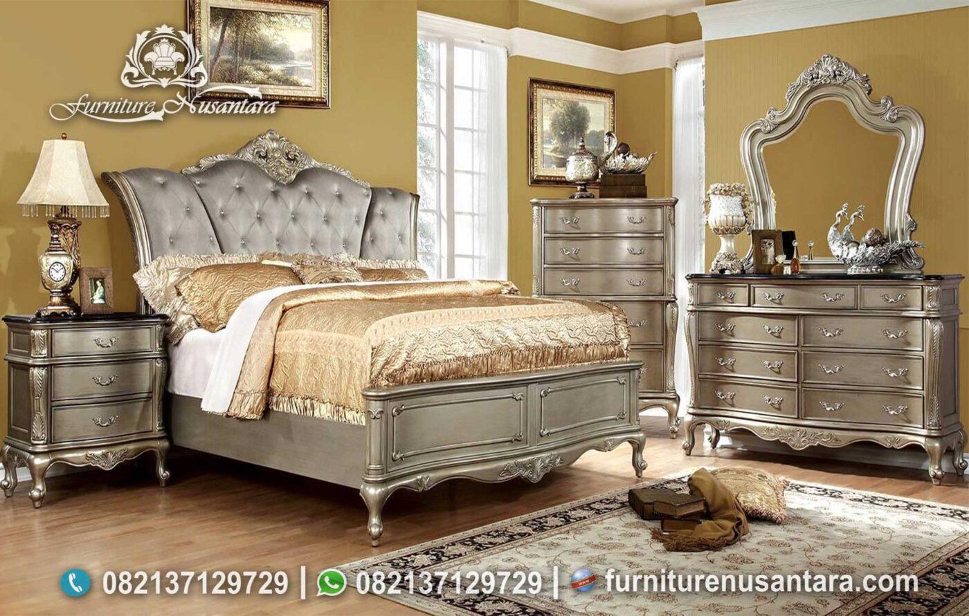 New Model Tempat Tidur Terbaru KS-148, Furniture Nusantara