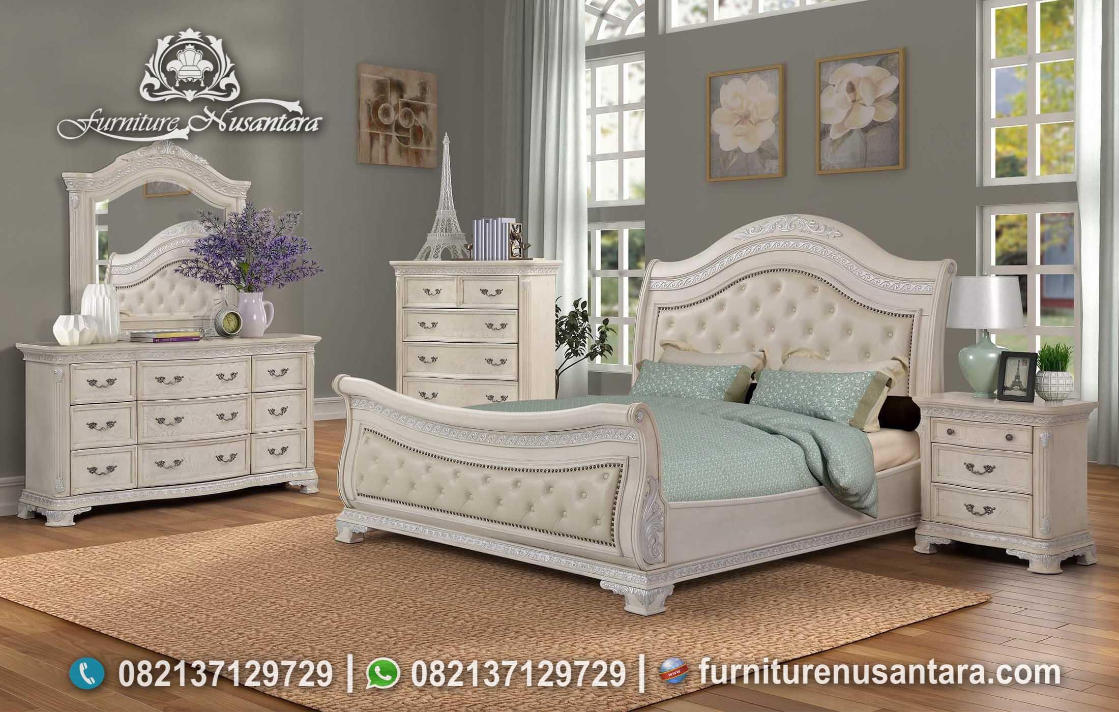 Desain Kamar Tidur Modern Model Terbaru KS-160, Furniture Nusantara