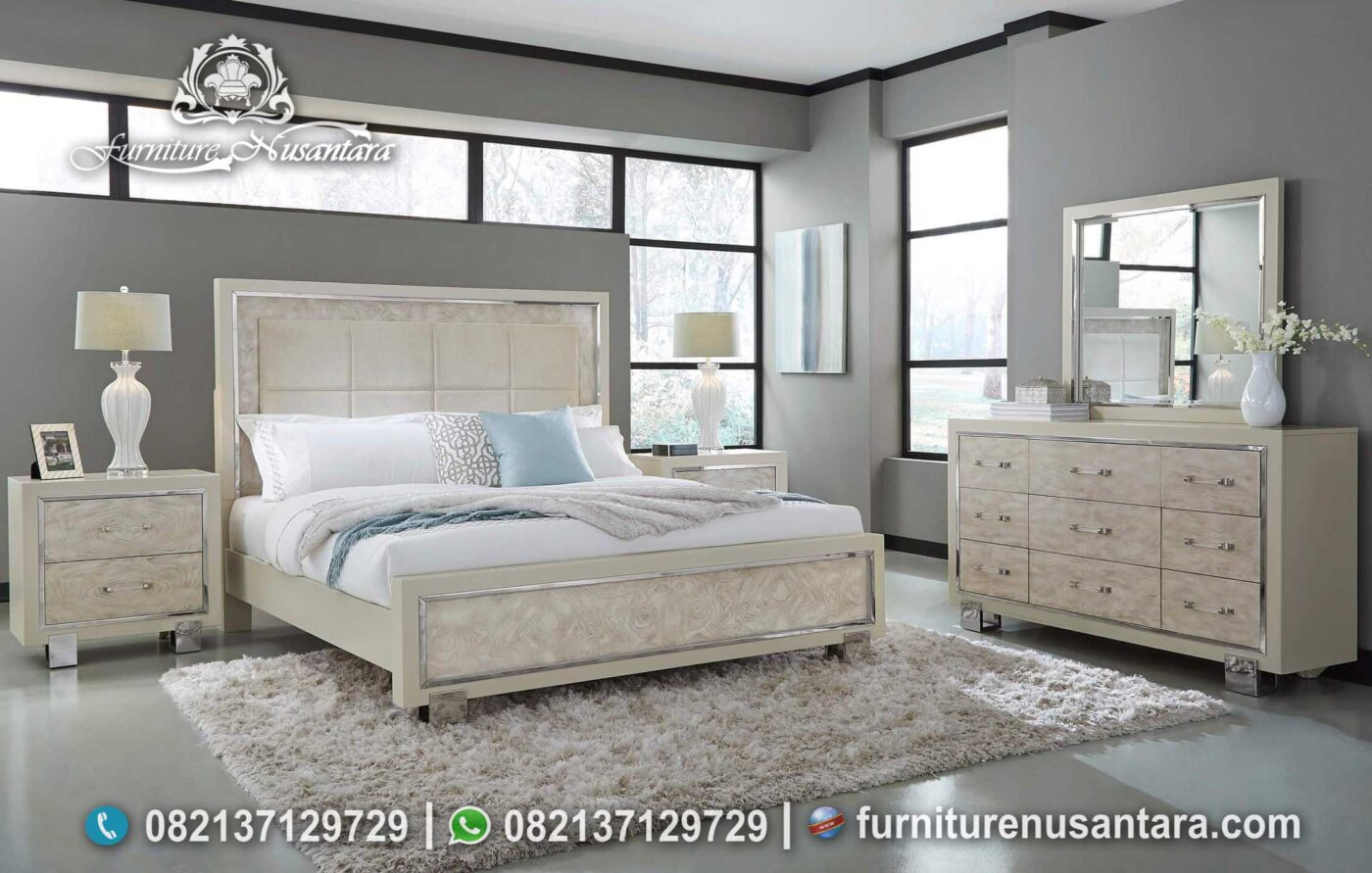 Kamar Tidur Minimalis Casual Modern KS-163, Furniture Nusantara
