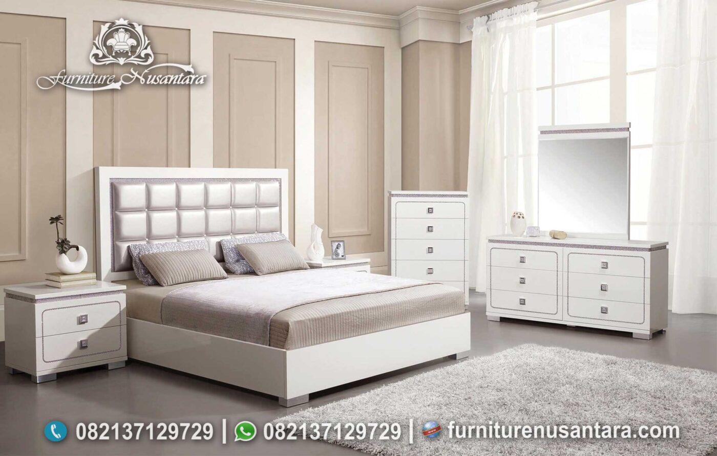 Desain Tempat Tidur Minimalis Stylist KS-166, Furniture Nusantara