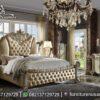 Kamar Ukir Klasik King Size KS-167, Furniture Nusantara
