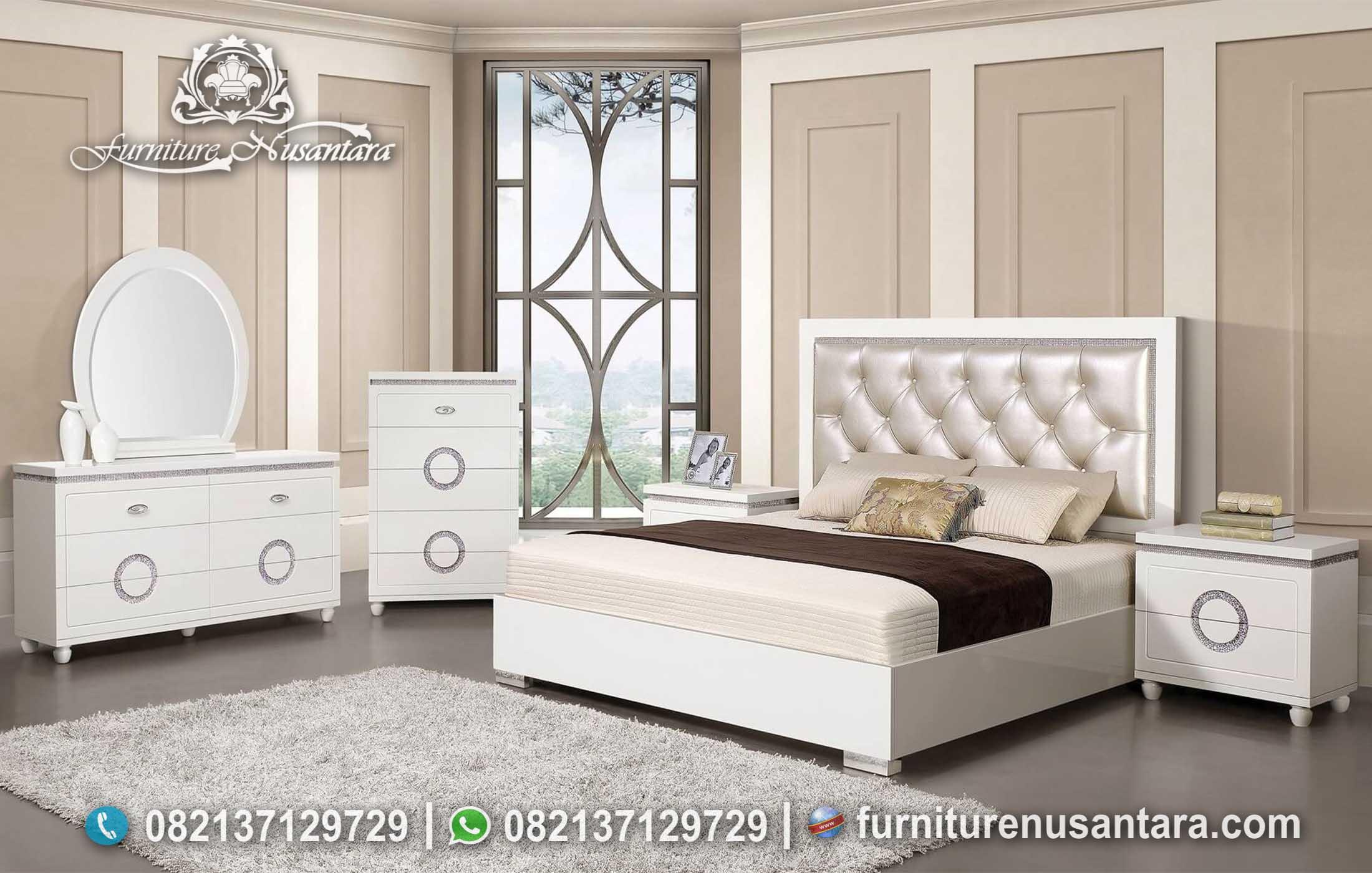 Desain Kamar Minimalis Bergaya Korea KS-169, Furniture Nusantara