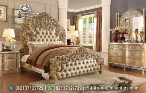 Bedroom Set Desain Victorian Casual KS-182, Furniture Nusantara