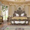 Jual Tempat Tidur Antik Ukir Termewah KS-186, Furniture Nusantara