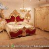 Jual Kamar Set Klasik Mewah Modern KS-192, Furniture Nusantara