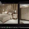 Model Kamar Klasik Terbaru Elegan KS-194, Furniture Nusantara