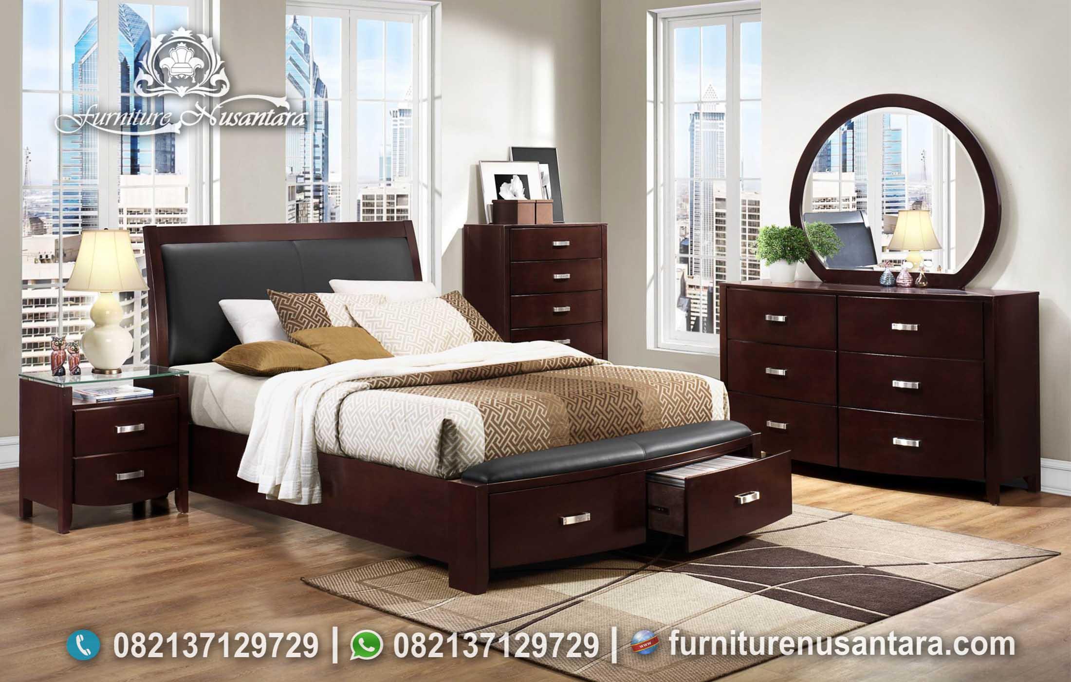 Kamar Minimalis Modern Model Terbaru KS-202, Furniture Nusantara