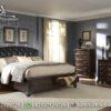 Inspirasi Interior Kamar Minimalis Klasik KS-204, Furniture Nusantara