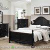 Model Tempat Tidur Minimalis Eropa KS-205, Furniture Nusantara